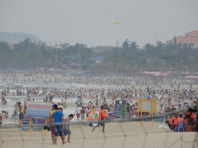 Khách đến Đà Nẵng tăng mạnh so với năm ngoái