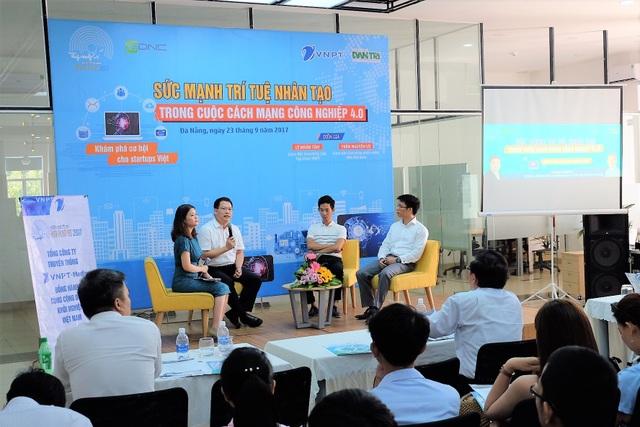 Nhân tài Đất Việt sẽ luôn là vườn ươm, bệ phóng cho các Startup - 4