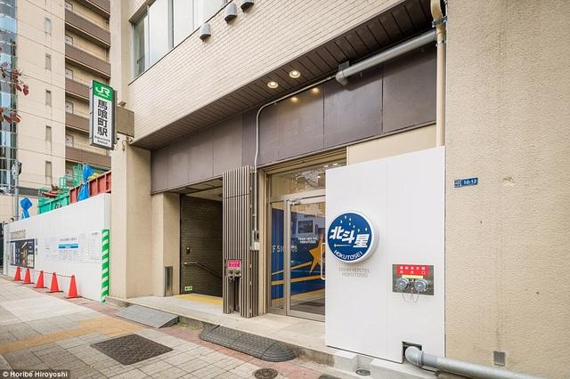 Nằm tại vị trí trung tâm, lại có mức giá hợp lý nên khách sạn tàu hỏa gây sốt với khách du lịch khi tới Tokyo