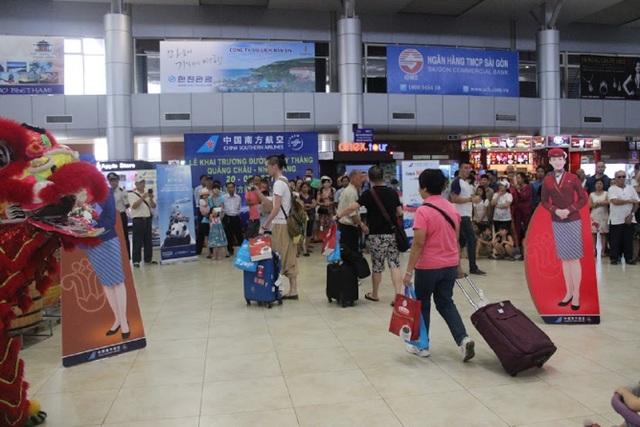 Du khách Trung Quốc hiện chiếm số lượng lớn tại Việt Nam