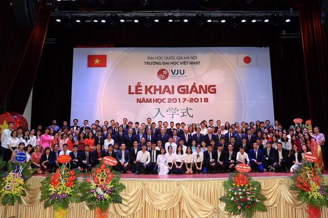 Giáo dục khai phóng là mục tiêu hoạt động của trường ĐH Việt Nhật - 2