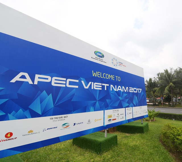 Tuần lễ cấp cao APEC chính thức khai mạc (ảnh: Qúy Đoàn)