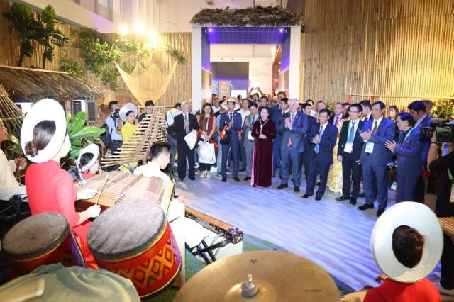 Ngày Quốc gia Việt Nam tại EXPO 2017 thu hút hàng nghìn du khách tham quan - 4
