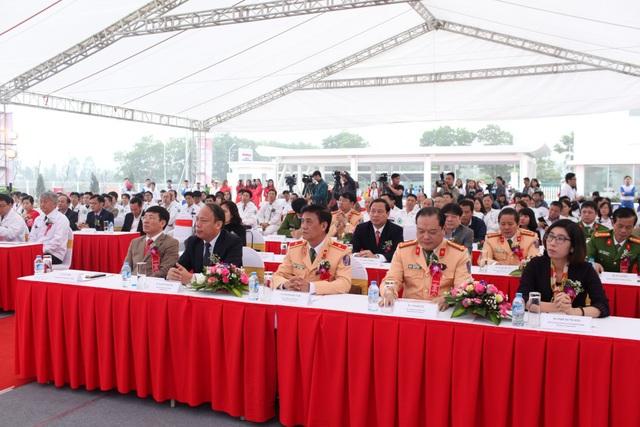 Honda Việt Nam khánh thành Trung tâm đào tạo lái xe an toàn mới - 2