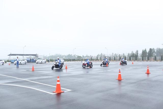 Honda Việt Nam khánh thành Trung tâm đào tạo lái xe an toàn mới - 4