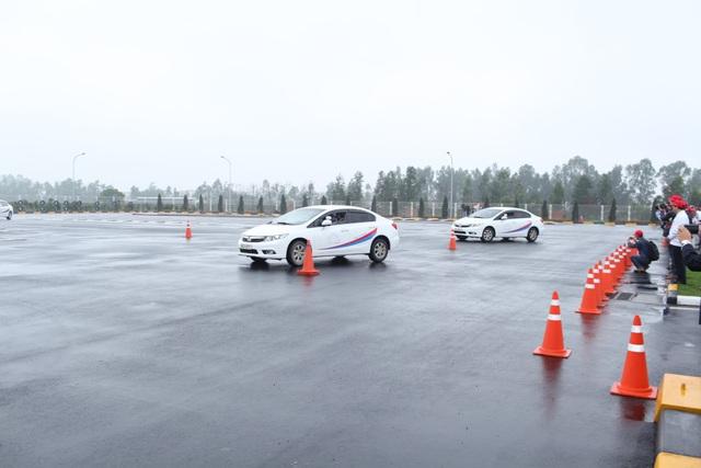Honda Việt Nam khánh thành Trung tâm đào tạo lái xe an toàn mới - 3