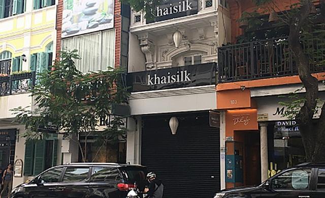 Khaisilk đã có nhiều vi phạm nghiêm trọng, ảnh: LĐ