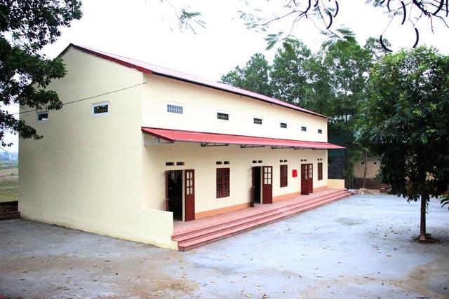 Khánh thành công trình phòng học Khuyến học và Dân trí thứ 14 tại Thái Nguyên - 12