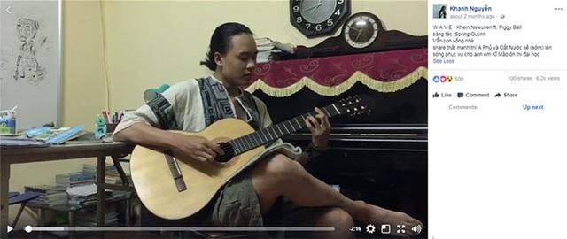 Nguyễn Đức Khanh là cựu học sinh trường THPT Phan Đình Phùng – Hà Nội. Khanh có vẻ ngoài lãng tử, cuốn hút. Cậu bạn được biết đến là một nam sinh học giỏi, đa tài.
