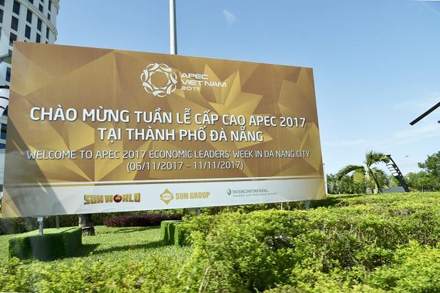 Tuần lễ cấp cao APEC 2017 sẽ diễn ra từ ngày 6-11/11/2017 tại TP. Đà Nẵng