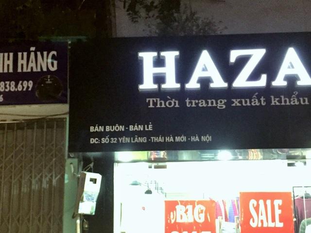 Để cho cụ thể và khách hàng dễ tìm kiếm, có cửa hàng đã đề gộp cả 2 cái tên Yên Lãng- Thái Hà Mới.