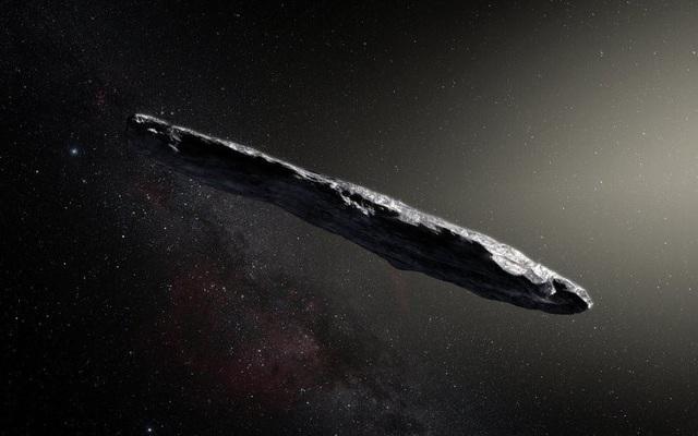 Tiểu hành tinh Oumuamua có hình dạng kỳ dị vì là sản phẩm nhân tạo? - 1