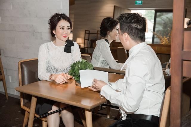 Hoa hậu Mỹ Vân về nước mời Mr Đàm ngồi 'ghế nóng' Ms VietNam New World 2017 - 1
