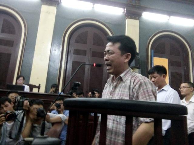 Phúc thẩm vụ VN Pharma: Bị cáo Nguyễn Minh Hùng bật khóc tại tòa - 2