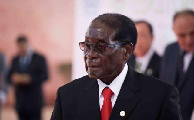 Cựu Tổng thống Zimbabwe Robert Mugabe (Ảnh: Reuters)