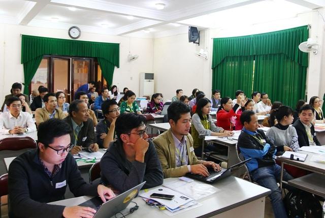 Nhiều hoạt động thú vị tại Khởi nghiệp đổi mới sáng tạo miền Trung - 1