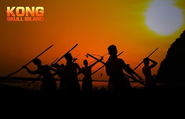"""Ảnh kỷ yếu """"ăn theo"""" phim Kong hoành tráng của học sinh Ninh Bình - 13"""