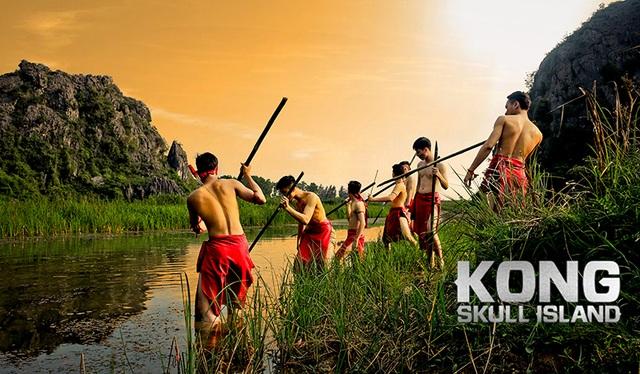 """Ảnh kỷ yếu """"ăn theo"""" phim Kong hoành tráng của học sinh Ninh Bình - 10"""