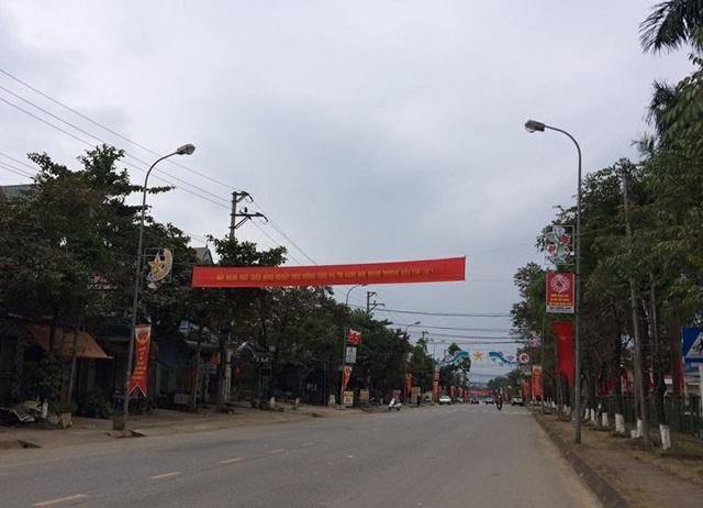 Huyện Tân Lạc hôm nay.
