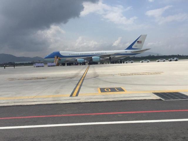 Tổng thống Mỹ Donald Trump tới Đà Nẵng trong chuyến đi lịch sử - 11