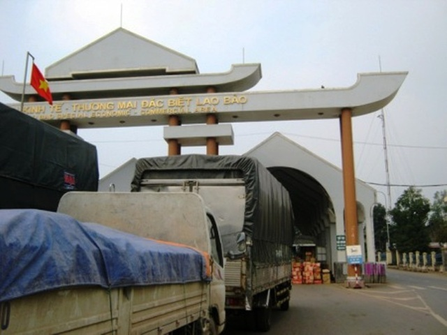 Khu Kinh tế thương mại Lao Bảo không còn là khu phi thuế quan