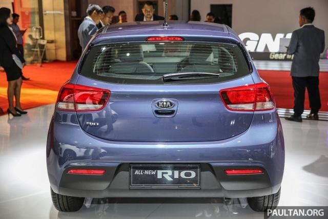 Kia Rio thế hệ mới đã đến Indonesia - 16