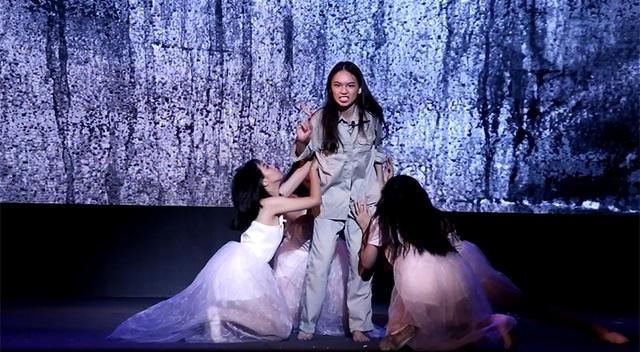 Diễn viên trẻ Nguyễn Ngọc Mai đã trải qua những khoảnh khắc diễn xuất khắc họa tâm lý phức tạp