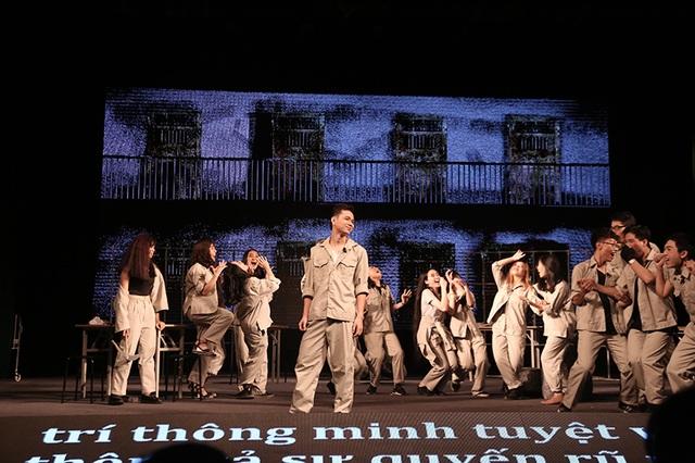 """Lê Minh Anh vào vai Eli - """"hotboy"""" của trại cải tạo"""