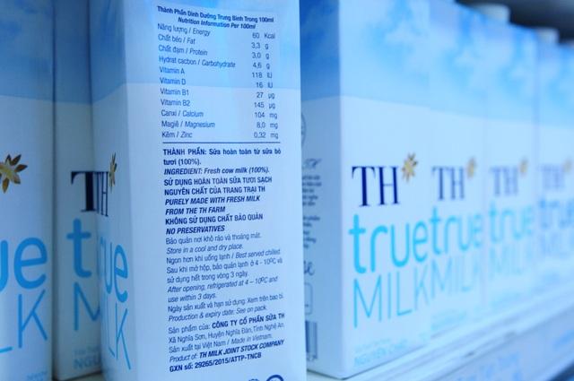Khái niệm sữa dạng lỏng được định nghĩa rõ ràng, minh bạch sẽ giúp người tiêu dùng có thêm nhiều lựa chọn