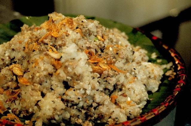 Trứng kiến có thể chế biến thành nhiều món ăn và hấp dẫn thực khách bởi hương vị béo ngọt, thơm ngậy