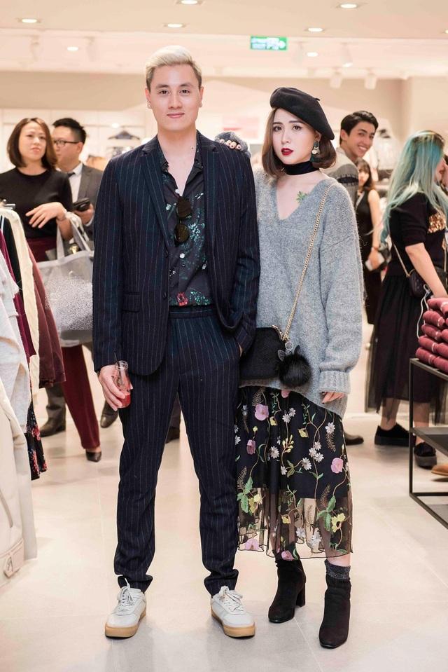 Cặp đôi có sức ảnh hưởng trong giới trẻ - vợ chồng hot boy - hot girl Kiên Hoàng - Heo Mi Nhon.