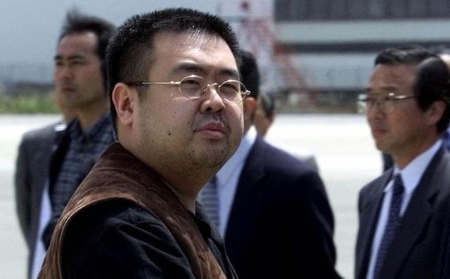 Ông Kim Jong-nam, anh trai nhà lãnh đạo Triều Tiên Kim Jong-un. (Ảnh: Getty)