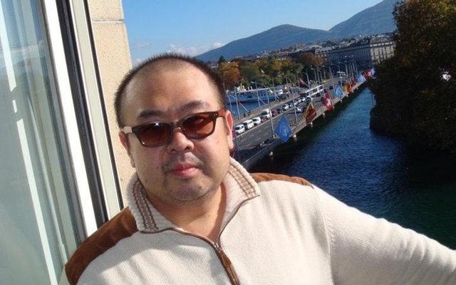 Ông Kim Jong-nam, anh trai nhà lãnh đạo Triều Tiên Kim Jong-un. (Ảnh: Telegraph)