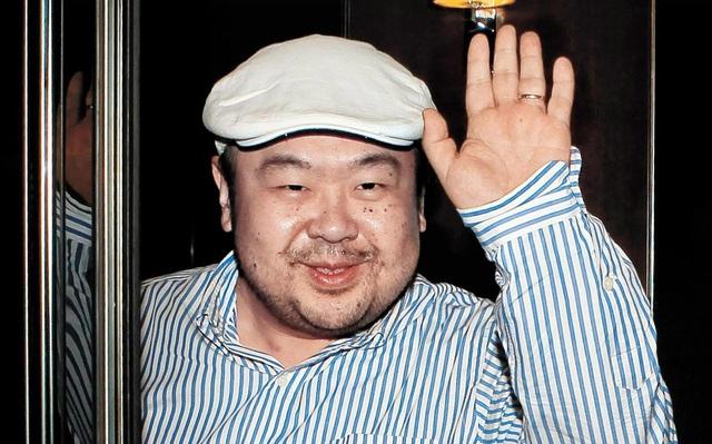 Ông Kim Jong-nam (Ảnh: Telegraph)