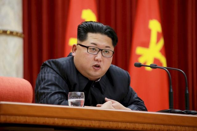 Nhà ãnh đạo Triều Tiên Kim Jong-un (Ảnh: Reuters)