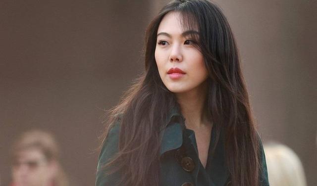 Nữ diễn viên Kim Min-hee