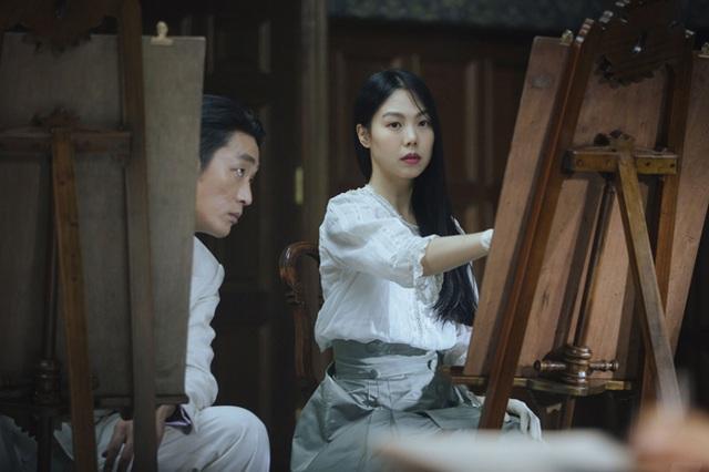 """Kim Min-hee trong phim """"Người hầu gái"""" (2016)"""