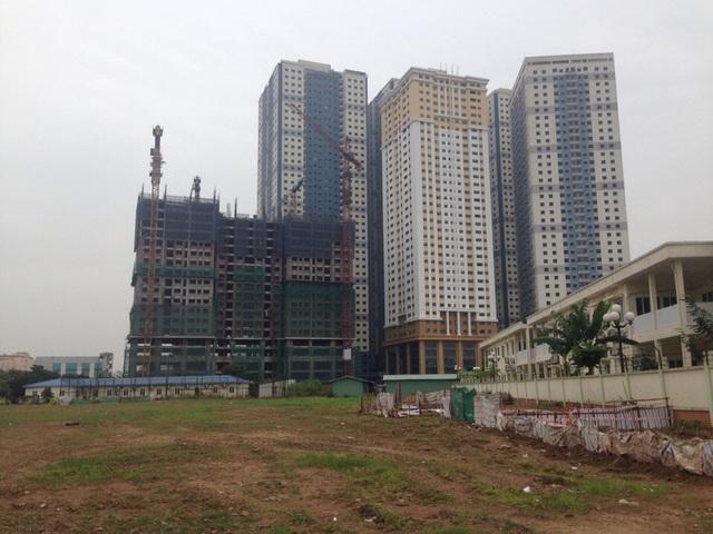 Dự án Khu đô thị Kim Văn-Kim Lũ cũng có nhiều sai phạm về nộp thuế sử dụng đất