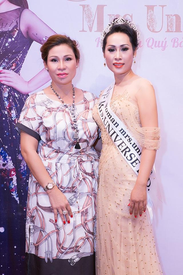 Vợ diễn viên Kinh Quốc cũng rất hiếm khi tham gia các sự kiện cùng ông xã.
