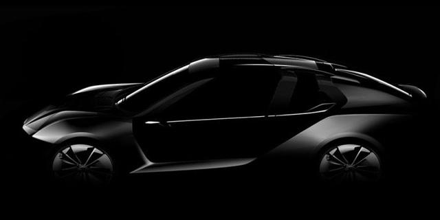 Thiết kế mũi xe ngắn, kính chắn gió trước ngả thấp, tạo ấn tượng về một chiếc xe tính năng vận hành cao