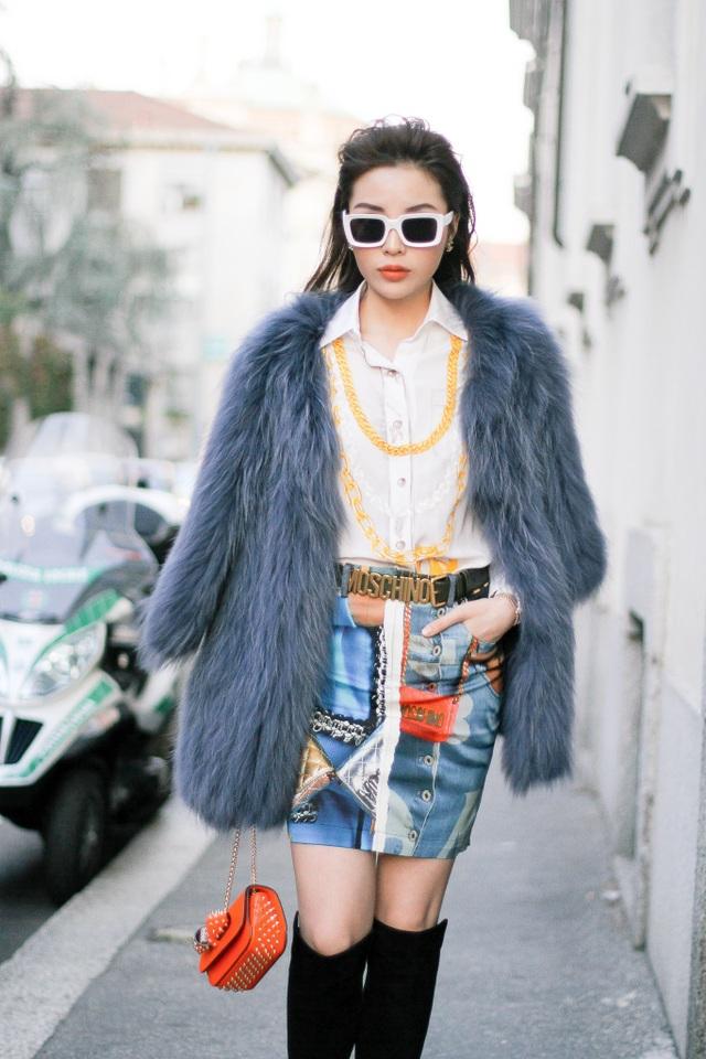 Đặc biệt là được xem những người mẫu bằng tuổi nhưng đang nổi tiếng khắp toàn cầu như Gigi Hadid, Bella Hadid...