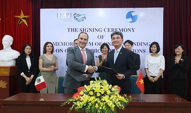 Việt Nam - Mexico hợp tác về Chỉ dẫn địa lý trong lĩnh vực sỡ hữu trí tuệ.