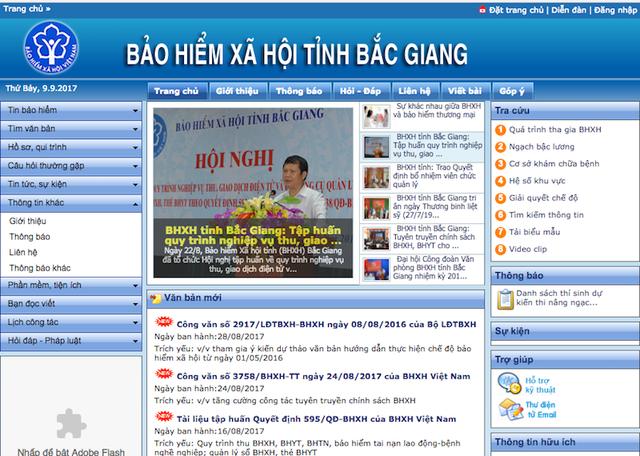 Lãnh đạo BHXH tỉnh Bắc Giang ký, ban hành hàng loạt văn bản cắt lương hưu người cao tuổi mà các căn cứ ban hành Quyết định chưa đảm bảo hiệu lực theo quy định của pháp luật.