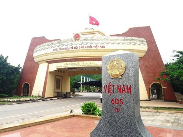 Cửa khẩu Quốc tế Lao Bảo, tỉnh Quảng Trị
