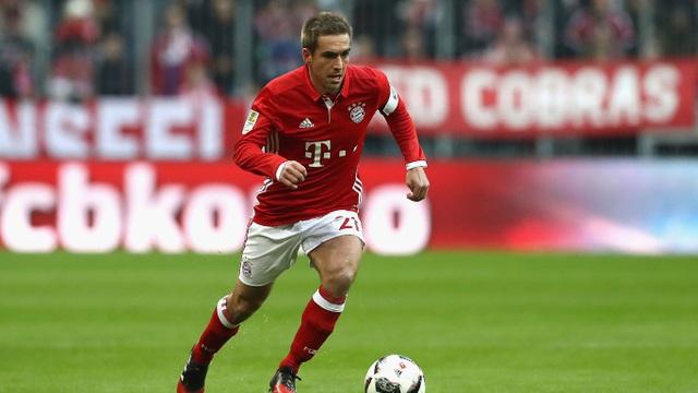 Philipp Lahm sẽ giải nghệ vào cuối mùa giải