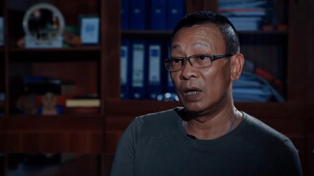 MC Lại Văn Sâm nói về Trần Lập. Ảnh: VH.