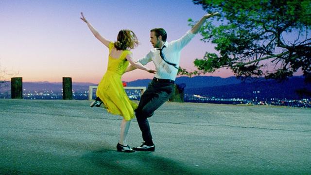 La La Land giành 7 giải trong tổng số 7 đề cử Quả cầu vàng 2017.
