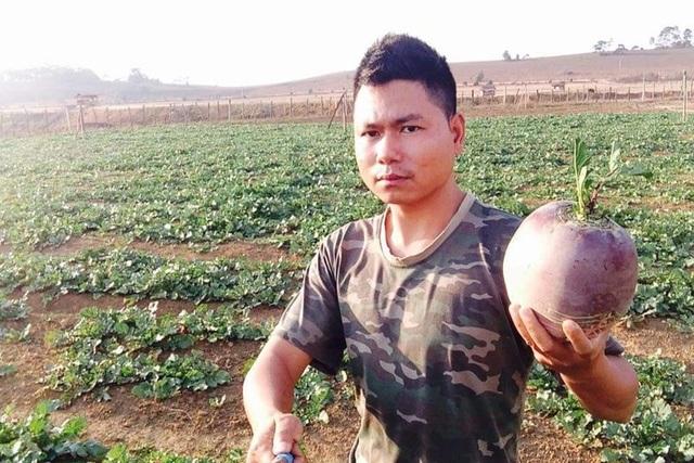 Chàng trai Việt làm giàu bên nước bạn Lào - 1