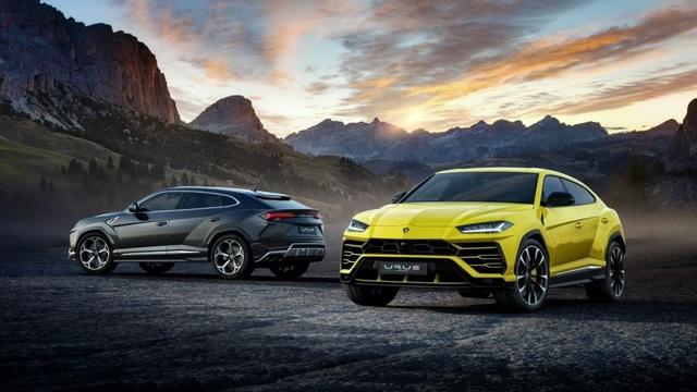 Lamborghini chính thức trở lại phân khúc SUV - 10