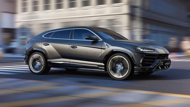 Lamborghini chính thức trở lại phân khúc SUV - 13